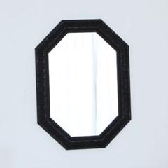 팔각 582블랙 벽거울