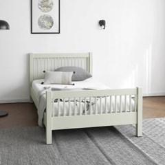 [코코엣지] C형 침대 : 블랑그린 Q_(1423190)
