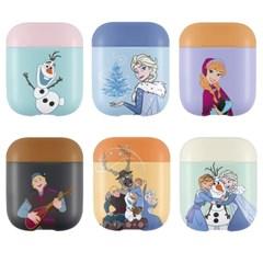 디즈니 겨울왕국 투톤 에어팟 하드케이스 6종_(58058)