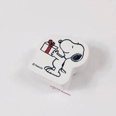 [스누피 스탬프] Snoopy and a Present