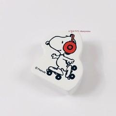 [스누피 스탬프] Snoopy Roller Skating