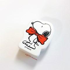 [스누피 스탬프] Snoopy and BIG Ribbon