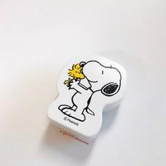 [스누피 스탬프] Snoopy Woodstock Hug