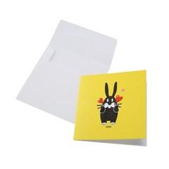 [피터젠슨] 사각 카드 POX61YA02M_YE_(1398065)