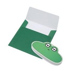 [피터젠슨] 페이스 카드 POX61YA03M_GN_(1398067)