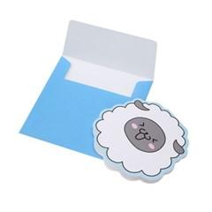 [피터젠슨] 페이스 카드 POX61YA03M_SB_(1398070)