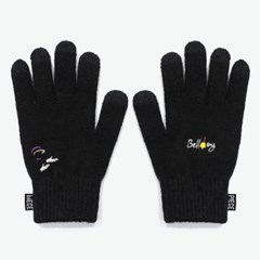 BELLBOY SMART GLOVES (BLACK)_(401041700)