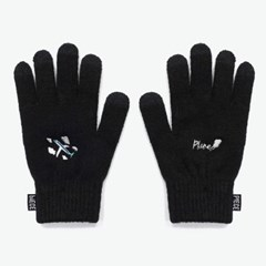 PLANE SMART GLOVES (BLACK)_(401041698)