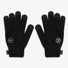 KEY ICON SMART GLOVES (BLACK)_(401041690)