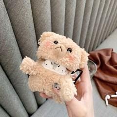 곰돌이인형 에어팟케이스(에어팟1세대/2세대)