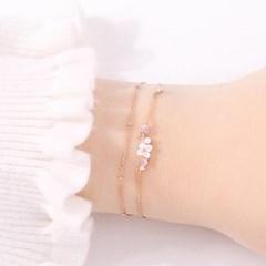 OST 천연자개 벚꽃 팔찌 OTB118206PPP