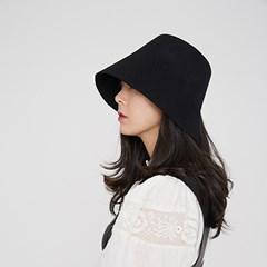 wool lamp H - black