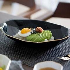 다이아 타원볼 (2컬러) / 파스타 스파게티 샐러드 덮밥 그릇 볼