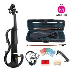 전자 바이올린 풀세트 입문용 연습용 케이스포함_(1428865)