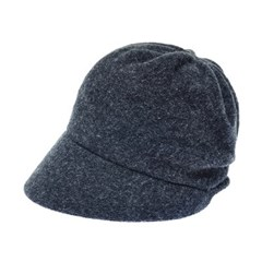 [플릭앤플록]RKU11.끈장식 니트 여성 보닛 벙거지 모자