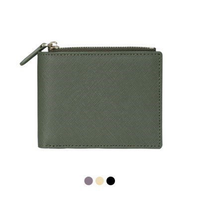 D.LAB Pio Half Wallet - 4color_(922886)
