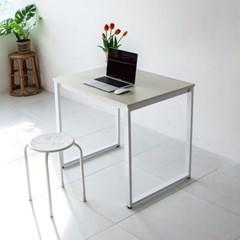 [리코베로] 스퀘어 다용도 철제 책상 테이블 800 6컬러