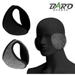 삼각패턴 방한 귀마개 남녀공용 프리사이즈 겨울 귀도리