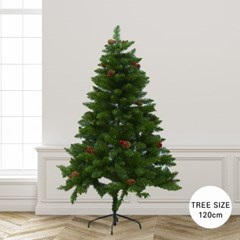 크리스마스 울리 트래드 그린 크리스마스 트리 120cm_(2284929)