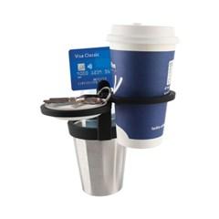 보온보냉 다용도(3단) 차량용 컵홀더