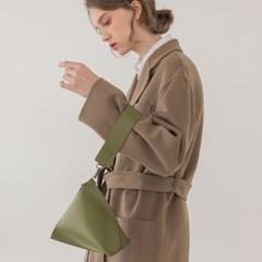 Triangle Bag_Olive