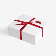 화이트 선물상자 3호(3개)