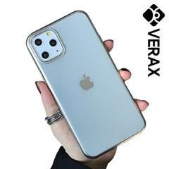 아이폰6S플러스 컬러 샤이닝 라인 젤리 케이스 P411_(2193140)