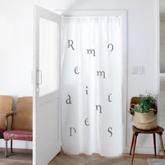 방문 도어 커튼 화장실 140x200cm 리메인_(1410789)