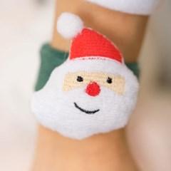 크리스마스 귀여운 팔찌 [산타]_(11902353)
