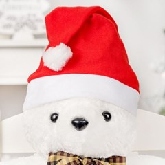 크리스마스 산타모자 [성인용] 28x42cm_(11902522)