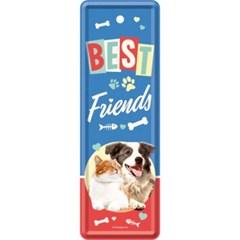 노스텔직아트[45048] Best Friends Cat & Dog