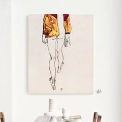 캔버스 아트 액자 명화 그림 에곤 쉴레 no.52