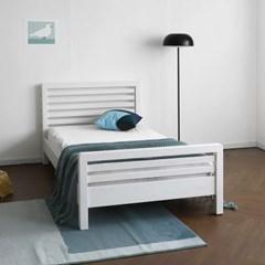 [코코소프트] B형 침대 : 블랑화이트 Q_(1428609)
