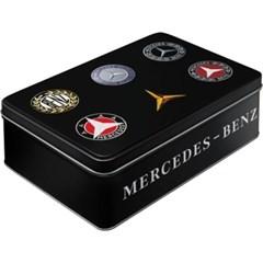 노스텔직아트[30746] Mercedes-Benz - Logo Evolution
