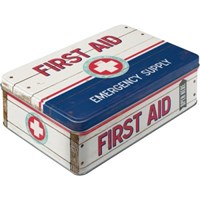 노스텔직아트[30721] First Aid Blue - Emergency Supply