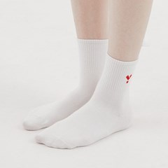 23.65 UFM SOCKS White