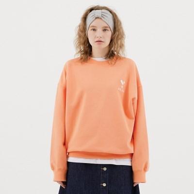 23.65 Logo Sweat Shirt Orange