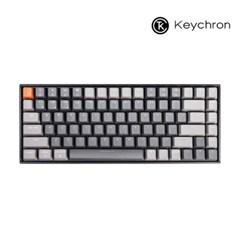 Keychron 게이밍 84키 기계식키보드 K2 RGB 다크그레이