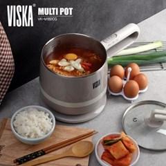 비스카(VISKA) 1.8리터 대용량 스텐 멀티포트 VK-M180CG