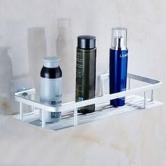 알루미늄 1단 욕실 사각선반 1개