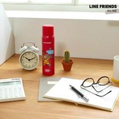 리틀히어로 디자인 소화기 - 파이어파이터브라운