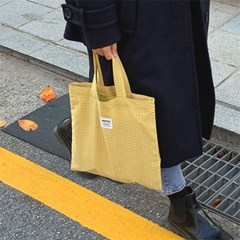 CHECK MINI BAG(YELLOW)