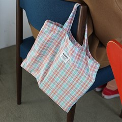 VINTAGE CHECK MINI BAG(MULTI COLOR)