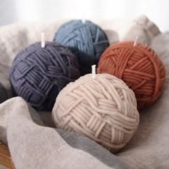 네 가지 색, 네 가지 향 털실 캔들