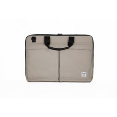 FENNEC WORKING STATION LAPTOP POUCH - BEIGE