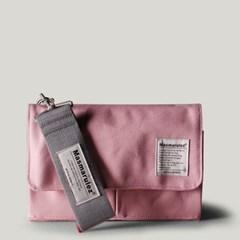 S mini pocket cross bag _ Pink