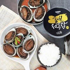 완도맘 황칠전복장 1kg (제주/도서산간 불가)