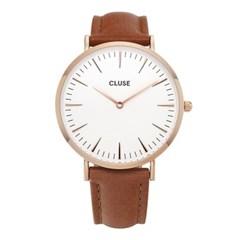 CLUSE 클루즈 CL18011 라보엠 쿼츠 남성가죽_(1254834)