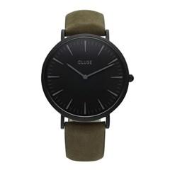 CLUSE 클루즈 CL18502 라보엠 쿼츠 남녀공용 가죽밴드_(1254824)