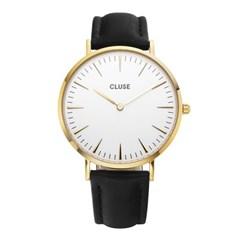 CLUSE 클루즈 CL18406 라보엠 쿼츠 남녀공용 가죽밴드_(1254822)